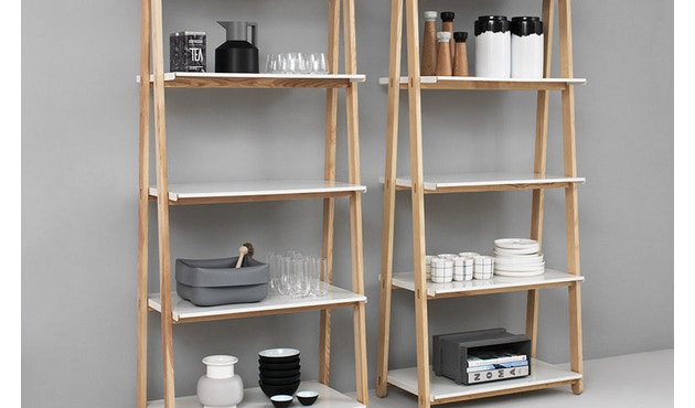 Normann Copenhagen - One Step Up Regal - hoch - 9