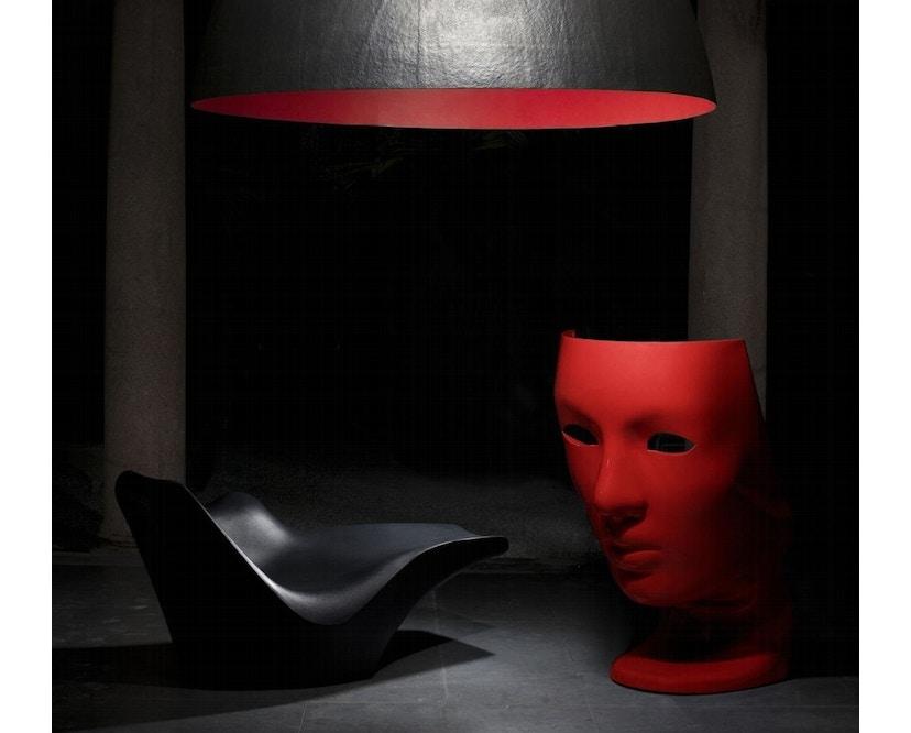 Driade - Nemo fauteuil - wit - niet draaibaar1 - 1