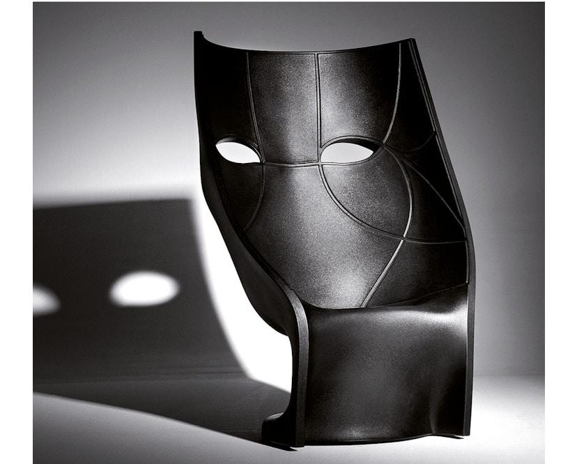 Driade - Nemo fauteuil - wit - niet draaibaar1 - 2