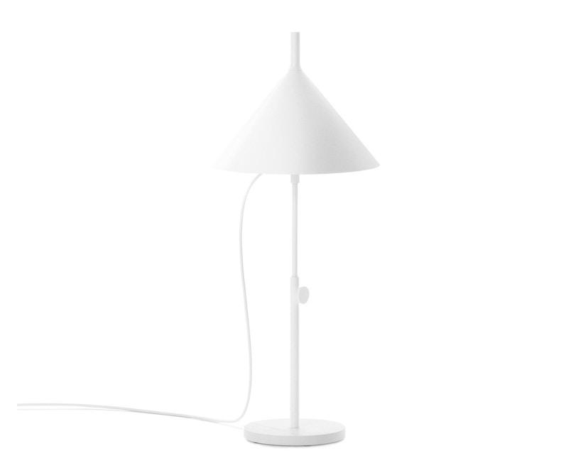 Wästberg - Nendo w132 tafellamp - kegel - wit - 1