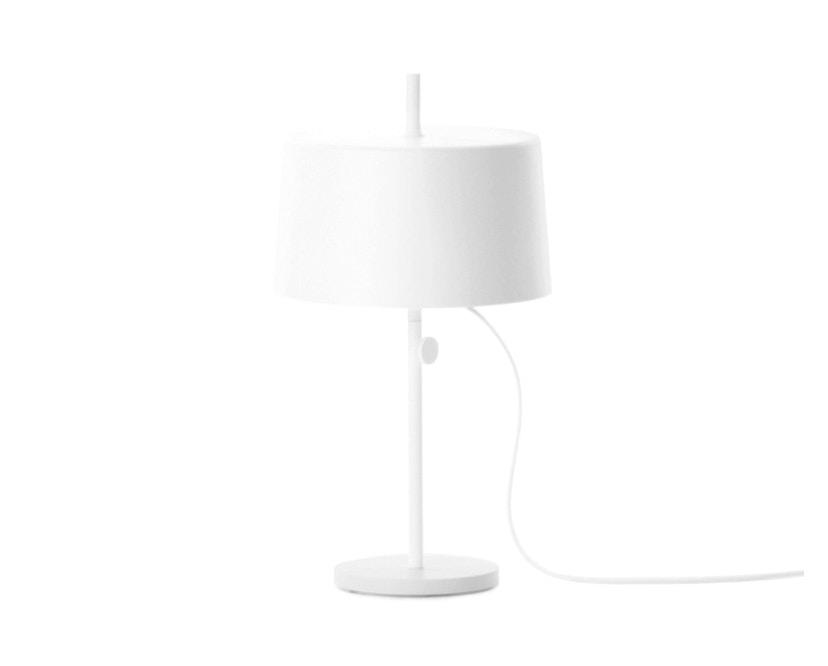 Wästberg - Nendo w132 tafellamp - cilinder - wit - 1