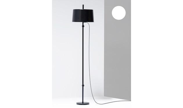 Wästberg - Nendo w132 vloerlamp - cilinder - wit - 2