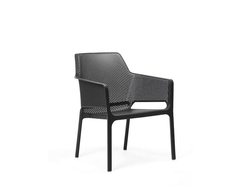 Nardi - Net Relax Lounge Stuhl - anthracite - 1