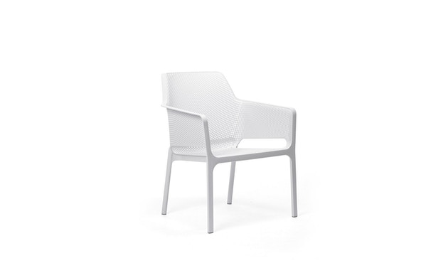 Nardi - Net Relax Lounge Stuhl - weiß - 1