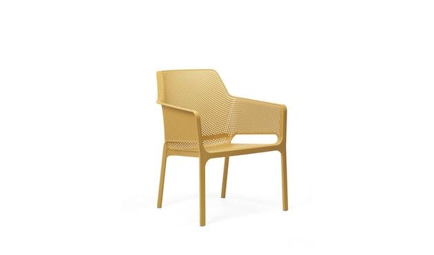Nardi - Net Relax Lounge Stuhl - senf - 1