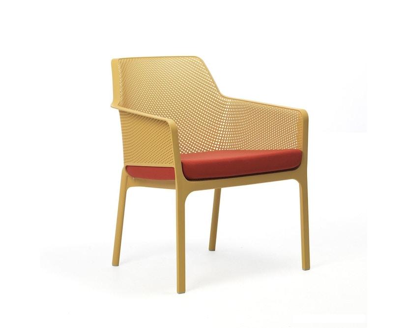 Nardi - Net Relax Lounge Stuhl - senf - 2