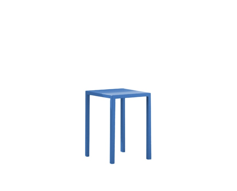 Jan Kurtz - Newtown Hocker - blau - 2
