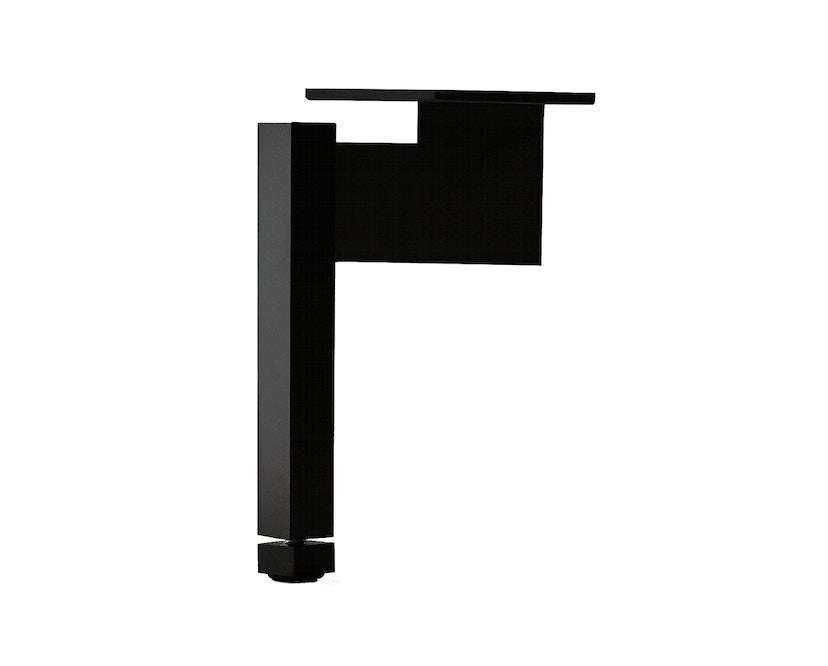 Piure - NexPur Box Kombifuß - schwarz 2er Set - 8
