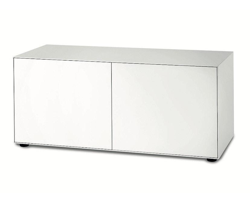 Piure - Nex Pur Box mit Tür - weiß - B120 - H52,5 - 2