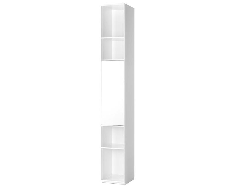 Piure - Nex Pur Regal - Tür oben - weiß - B30 - 2