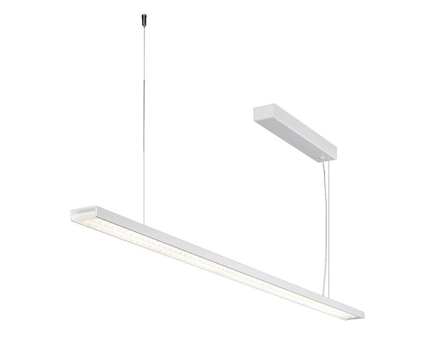 Nimbus - L 120 Hängeleuchte- Silber-Eloxalfarben - Integrierter Konverter - 1