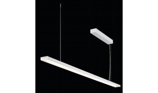 Nimbus - L 120 Hängeleuchte- Silber-Eloxalfarben - Integrierter Konverter - 4