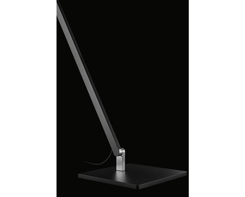 Nimbus - Roxxane Home Tischleuchte - schwarz mit Fußplatte - 5