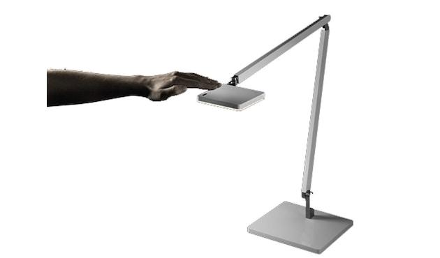 Nimbus - Roxxane Home Tischleuchte - weiß mit Fußplatte - 1