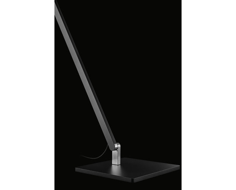 Nimbus - Roxxane Office Tischleuchte - weiß mit Fußplatte - 6
