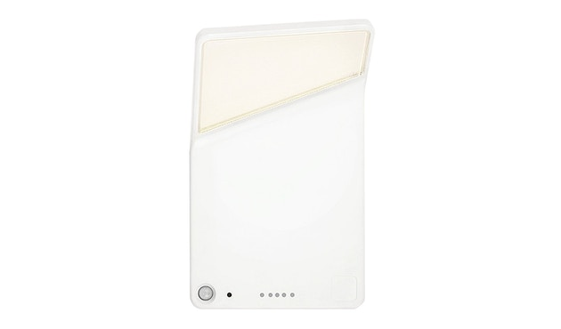 Nimbus - Winglet CL kabellose Wandleuchte - weiß matt - 2