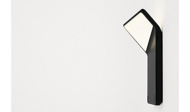Nimbus - Winglet CL kabellose Wandleuchte - schwarz matt - 2