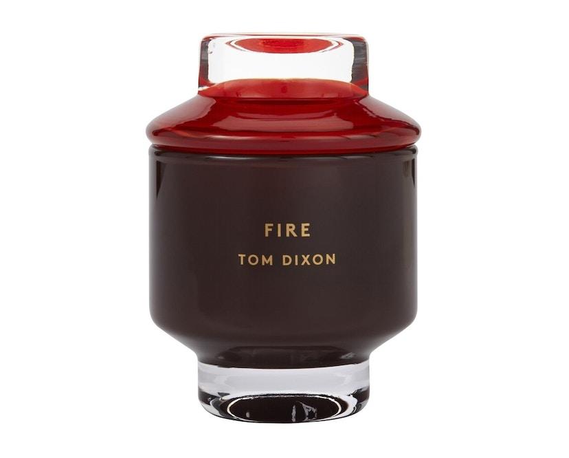 Tom Dixon - Elements Duftkerze - Feuer - L - 1