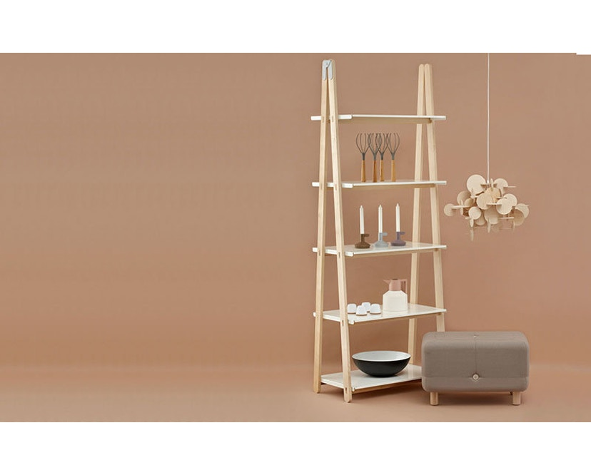 Normann Copenhagen - One Step Up Regal - hoch - 11