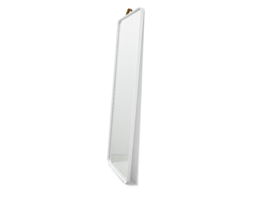 Menu - Norm Standspiegel - weiß - 2