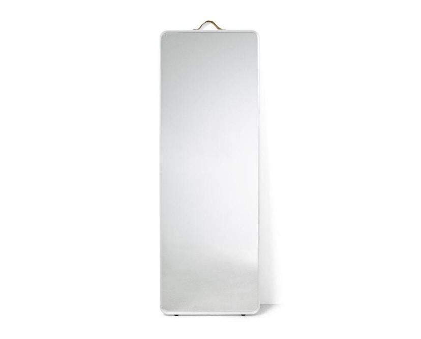 Menu - Norm Standspiegel - weiß - 1