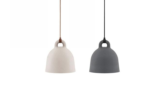 Normann Copenhagen - Bell Leuchte - zand - Ø 22 cm - 4