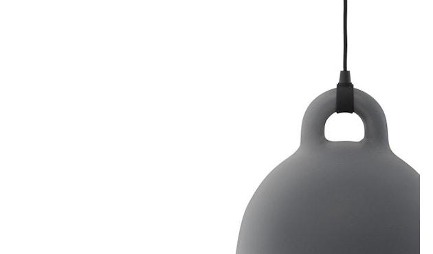 Normann Copenhagen - Bell Leuchte - zand - Ø 22 cm - 5