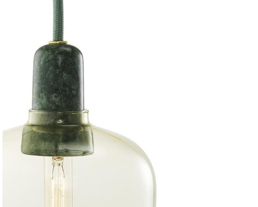 Normann Copenhagen - Amp hanglampen - S - goud/groen - 2
