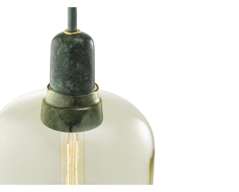 Normann Copenhagen - Amp hanglampen - S - goud/groen - 4