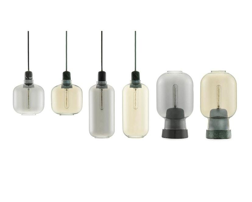 Normann Copenhagen - Amp hanglampen - S - goud/groen - 5