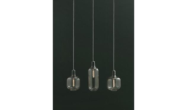 Normann Copenhagen - Amp hanglampen - S - goud/groen - 6
