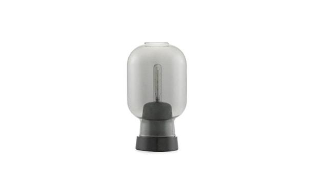 Normann Copenhagen - Amp tafellamp - zwart/rook - 1
