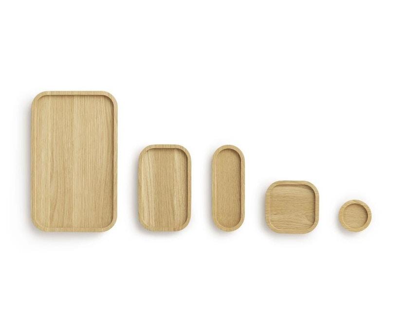 Normann Copenhagen - Astro Tablett - Oak - 32 x 20 cm - 5