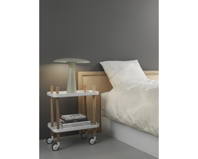 Normann Copenhagen - Block Table Beistellwagen - 2