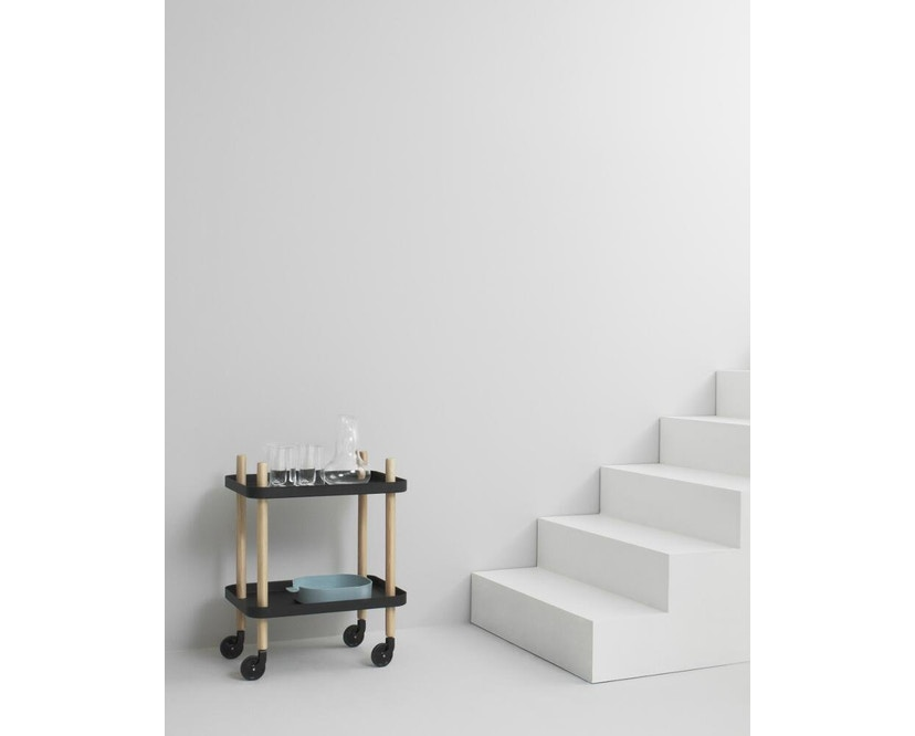 Normann Copenhagen - Block Table Beistellwagen - 5