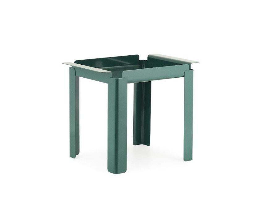 Normann Copenhagen - Box Beistelltisch - blue green - S - 2