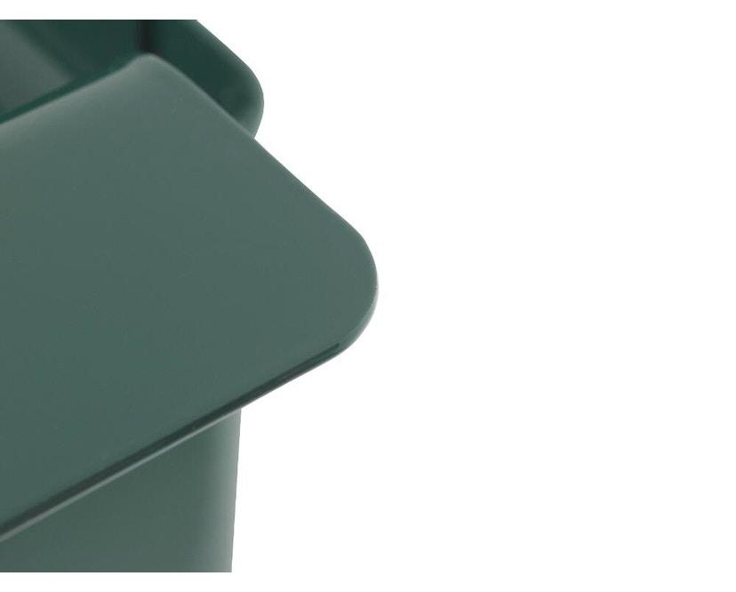 Normann Copenhagen - Box Beistelltisch - blue green - S - 3