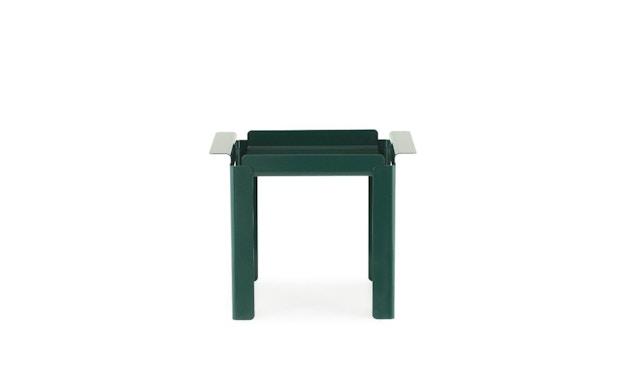 Normann Copenhagen - Box Beistelltisch - blue green - S - 1