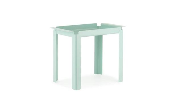 Normann Copenhagen - Box bijzettafel - M - turquoise - 2