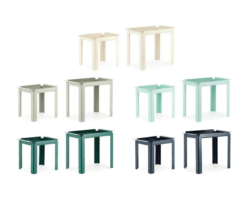 Normann Copenhagen - Box bijzettafel - M - turquoise - 5