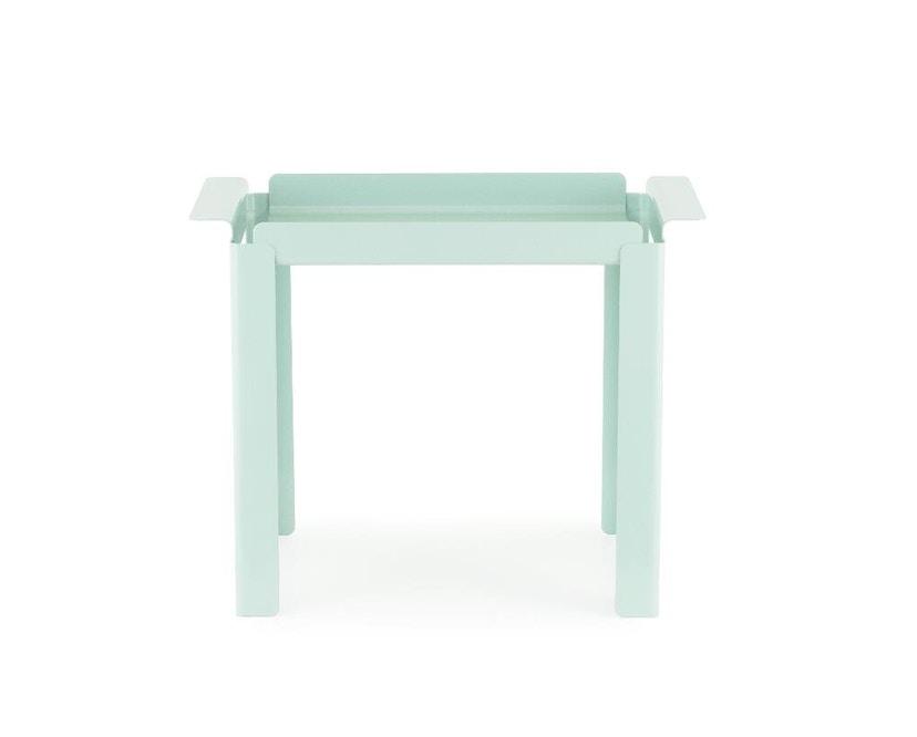 Normann Copenhagen - Box bijzettafel - M - turquoise - 1