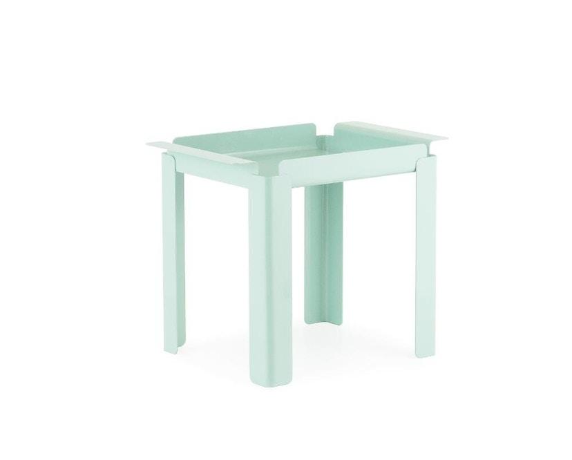 Normann Copenhagen - Box bijzettafel - S - turquoise - 2