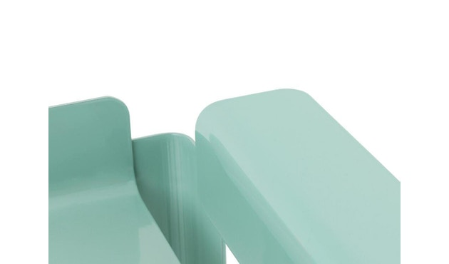 Normann Copenhagen - Box bijzettafel - S - turquoise - 4