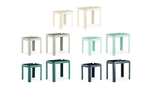 Normann Copenhagen - Box bijzettafel - S - turquoise - 5