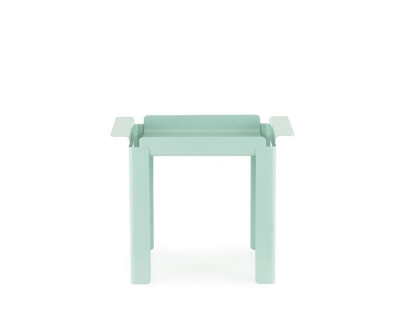 Normann Copenhagen - Box bijzettafel - S - turquoise - 1