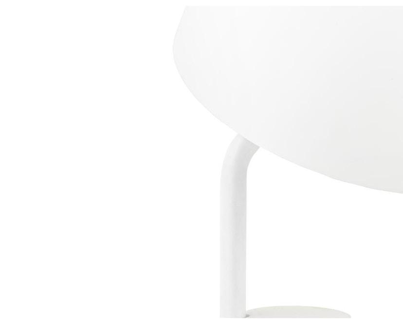 Normann Copenhagen - Cap Tischleuchte - white - 6