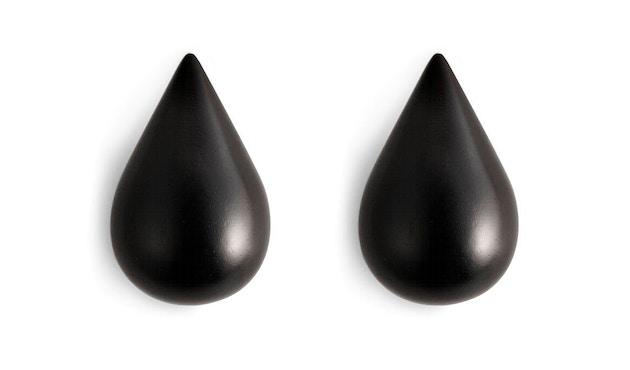 Normann Copenhagen - Dropit haak - S - zwart/zwart - 1