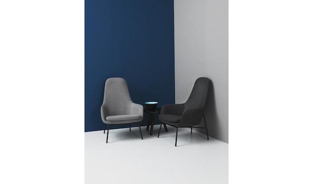 Normann Copenhagen - Era Sessel hoch mit Stahlgestell - 2