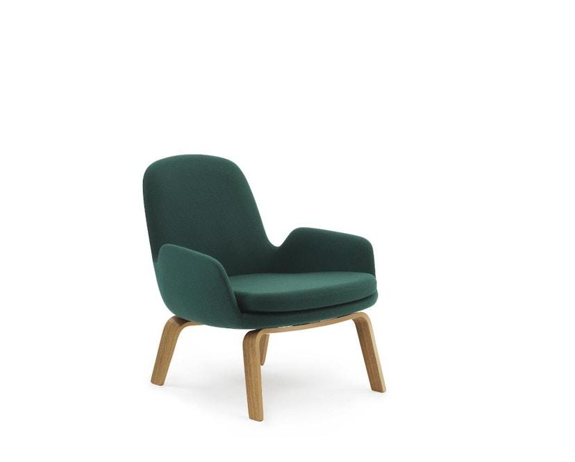 Normann Copenhagen - Era Sessel mit Holzgestell - Stoff Fame 68143 - Eiche - 2