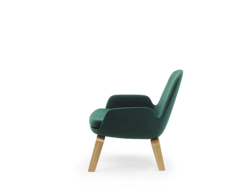 Normann Copenhagen - Era Sessel mit Holzgestell - Stoff Fame 68143 - Eiche - 3